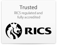 Trusted RICS Regulated